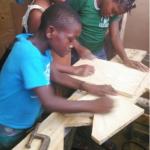 Children of the Hope Centre Vocational Training